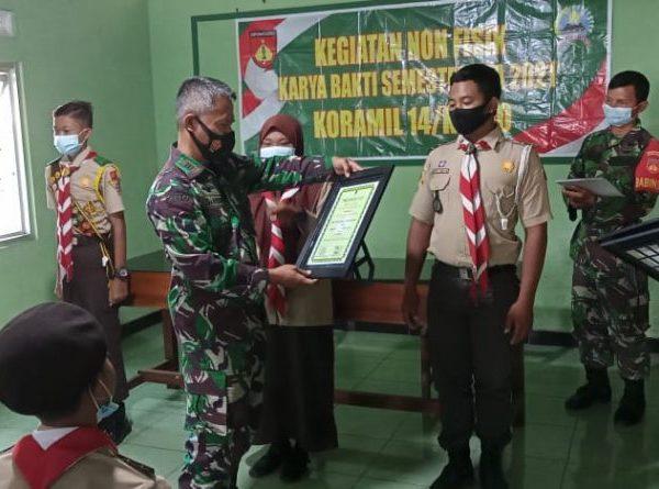 Turut Lestarikan Alam, Pramuka Peroleh Apresiasi dari TNI dan BoyGreen